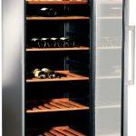 Consultez Bosch KSW 38940 Cave à vin de service 197 bouteilles Argent Classe: B