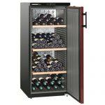 Frigo pour bouteilles de vin Liebherr WKR-3211, 164bouteilles : Mise à l'épreuve et étude