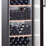 Liebherr WKB 3212 - refroidisseurs à vin (Autonome, Noir, 5-20 °C, Noir, SN, ST, A) : ce qu'il faut découvrir.