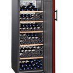 Découvrez Liebherr WKR-4211 Cave à Vin 200 bouteilles Classe: 618248 Noir