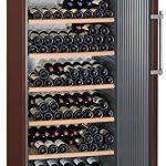 Liebherr WKT 6451 - refroidisseurs à vin (Autonome, Marron, 5-20 °C, Marron, SN-T, A+) : ce qu'il faut apprendre.