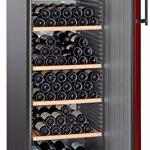 Liebherr WTr 4211 Vinothek - refroidisseurs à vin (Autonome, Noir, Acier inoxydable, 5-18 °C, SN, ST, A, Noir)