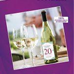 Classement des Étiquettes adhésives pour bouteilles de vin inédit