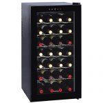 Cave à vin de service 28 bouteilles - WINE CELLAR - CELLAR 28 - ROBBY (Porte transparente) : ce qu'il faut apprendre.