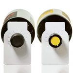 Notre top 2 Wandeli Étiquettes de Bouteille de vin en Papier Blanc - Étiquettes de Cave à vin en Papier Ordinaire, 100 unités