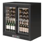 Préparer l'hiver : Porte bouteille bar professionnel vente vin - promotion - frigo