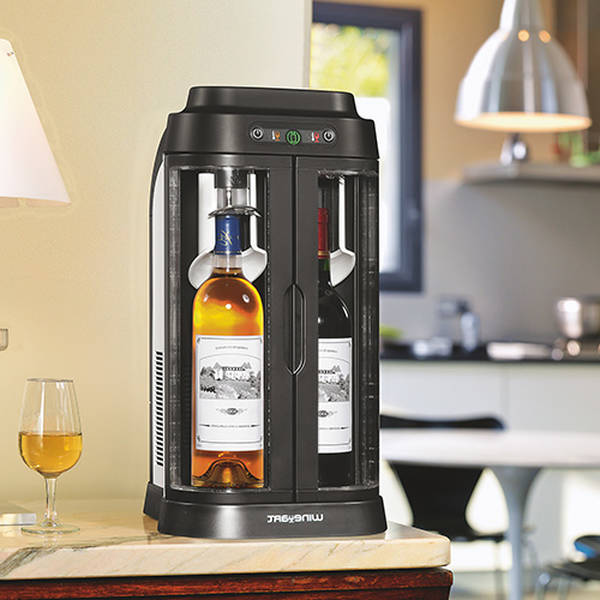 casier vin bois