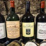 PROMOTION : Cave a vin 120 bouteilles pas cher vin - étagère - plastique