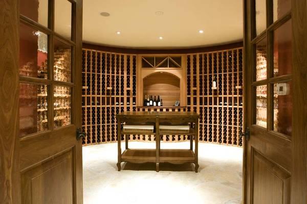 cave a vin de vieillissement petite taille
