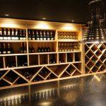 Guide: Cave à vin 28 bouteilles achat vin - pas cher - séjour