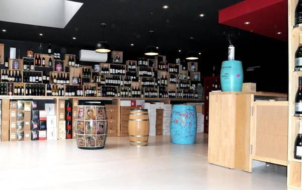 geant casino cave a vin