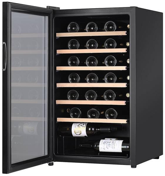 Meilleures promotions : Cave a vin dans salon achat vin – casier – cuisine
